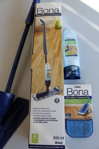 Kit d'entretien régulier BONA