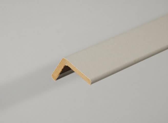 Baguette d'angle en papier décor